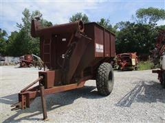 M W Tsw 370 Grain Cart