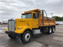 1986 Western Star 4864-2 T/A Dump Truck