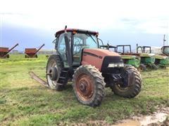 Case IH Maxxum 125 MFWD Parts Tractor