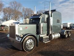 2005 Peterbilt 379 EXHD T/A Truck Tractor