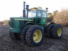 1974 John Deere 7520 4WD Tractor
