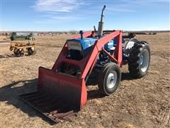 1969 Ford 3000 2WD Tractor