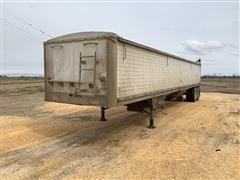 1993 Wilson PaceSetter T/A Grain Trailer