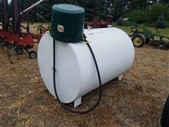 500-Gal Fuel Tank