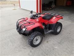 2007 Honda Recon TRX250TM ATV