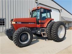 1989 Case IH Magnum 7120 MFWD Tractor