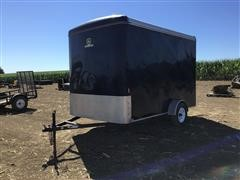 2009 Carry-On Enclosed Cargo Trailer