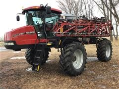 2012 Case IH Patriot 4430 Self Propelled Sprayer