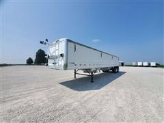 2013 Stoughton AHV-401T-AR-A T/A Hopper Bottom Grain Trailer