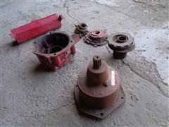 International Farmall Small Tractor PTO Housing W/Bearings & Gears