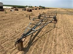 Gated Pipe Trailer