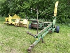 John Deere 35 Forage Harvester W/Heads