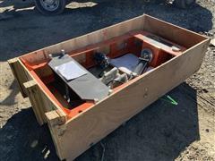 2020 TMG 75 Ton Industrial Hydraulic Shop Press