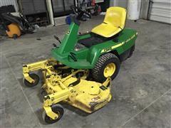 John Deere F525 Zero Turn Lawn Mower