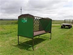 Powder River Hay Feeder
