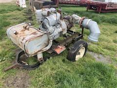 Deutz Irrigation Pump
