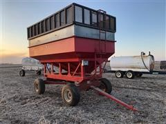 Bradford Industries 335A Gravity Wagon/Pit Wagon w/ Scale