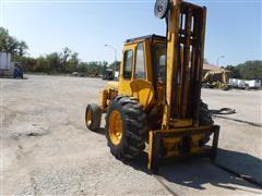 John Deere 480B Rough Terrain Forklift