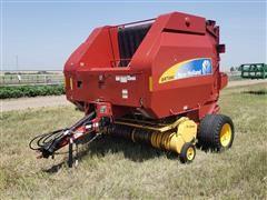 2008 New Holland BR7090 Round Baler