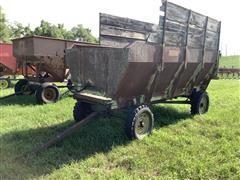 DU-AL 200 Forage Wagon