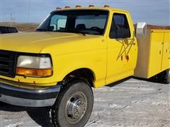 1995 Ford F450 Service Truck