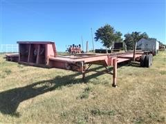 Strick 7400NFFNG T/A Pole Trailer
