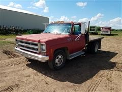 1973 Chevrolet Custom Deluxe 30 Pickup w/Bale Spear Bed