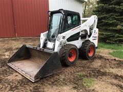 2015 Bobcat S750 2 Spd Skid Steer