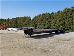 2004 Wilson CFD-900 T/A Step Deck Trailer