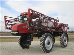 2005 Case IH SPX4410 Self-Propelled Sprayer