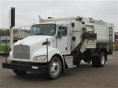 2013 Kenworth T370 Feed/Mixer Truck
