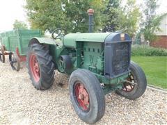 1937 McCormick Deering W30 Tractor