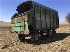 Badger 16' T/A Forage Wagon