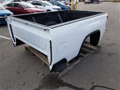 2020 Chevrolet Silverado LTZ Pickup Box