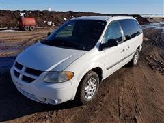 2005 Dodge SXT Caravan