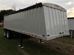 1998 Jet Co Grain Trailer