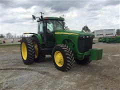 2002 John Deere 8220 Tractor