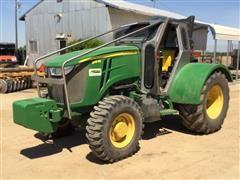 2015 John Deere 5115ML Orchard Tractor