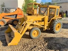 Ford 2WD Industrial Loader Tractor