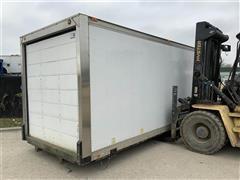 2005 Morgan GVSD09726096 26' Van Box