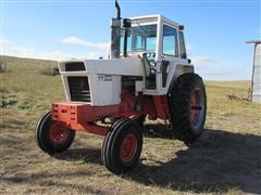 1975 Case 1070 2WD Tractor
