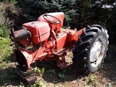 1964 Allis-Chalmers D17 Series 3 Tractor For Parts