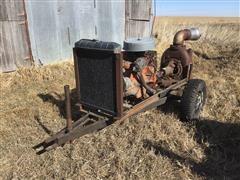Gorman-Rupp 86B2-B Pump
