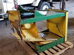 Enclosed Cab For John Deere Riding Tractor