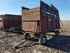 "Stan-hoist 6'6""x12' Harvest Wagon"