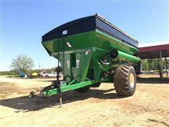 2014 Unverferth Brent 1082 Grain Cart