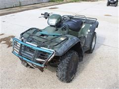 2011 Honda TRX 500 4x4 ATV