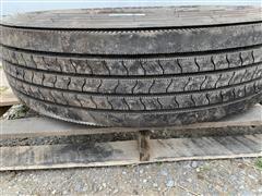 Goodyear Marathon LHS 285/75R24.5 Tires