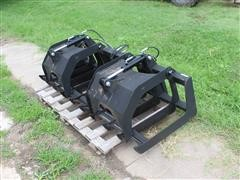 Brute Skid Steer Root Grapple