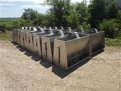 Stainless Steel Hog Feeders